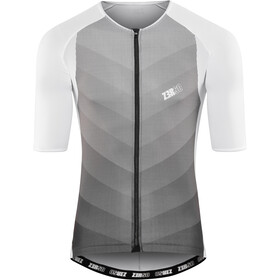 Z3R0D Racer Time Trial Tri Singlet Heren, black series